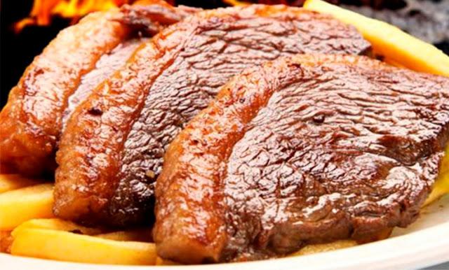 Picanha (Imagem: Reprodução/Chef Pimenta Gourmet)