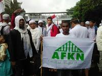 Ya Allah, Ratusan Santri Papua Rela ke Jakarta Untuk Aksi 112