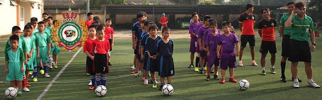Tìm sân chơi thể thao cho trẻ trong mùa hè