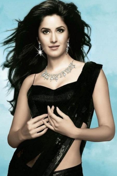 Katrina Kaif Hot Pics Gallery Katrina Kaif In Black Dresses-6483