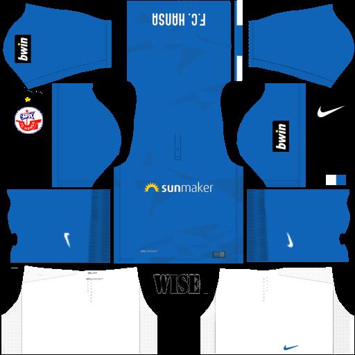 Kits Fts Y Dls Nicaragua Hansa Rostock 2018 19
