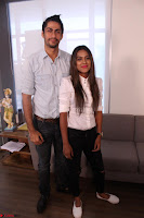 Nia Sharma at an itnerview for For Web Series Twisted 29.JPG