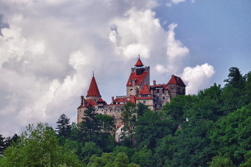 'Dracula' project promotes Transylvania as tourism destination
