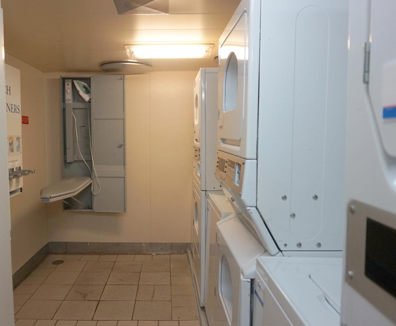 Carnival Glory Self Service Laundry Room ~ The Dias Family ...