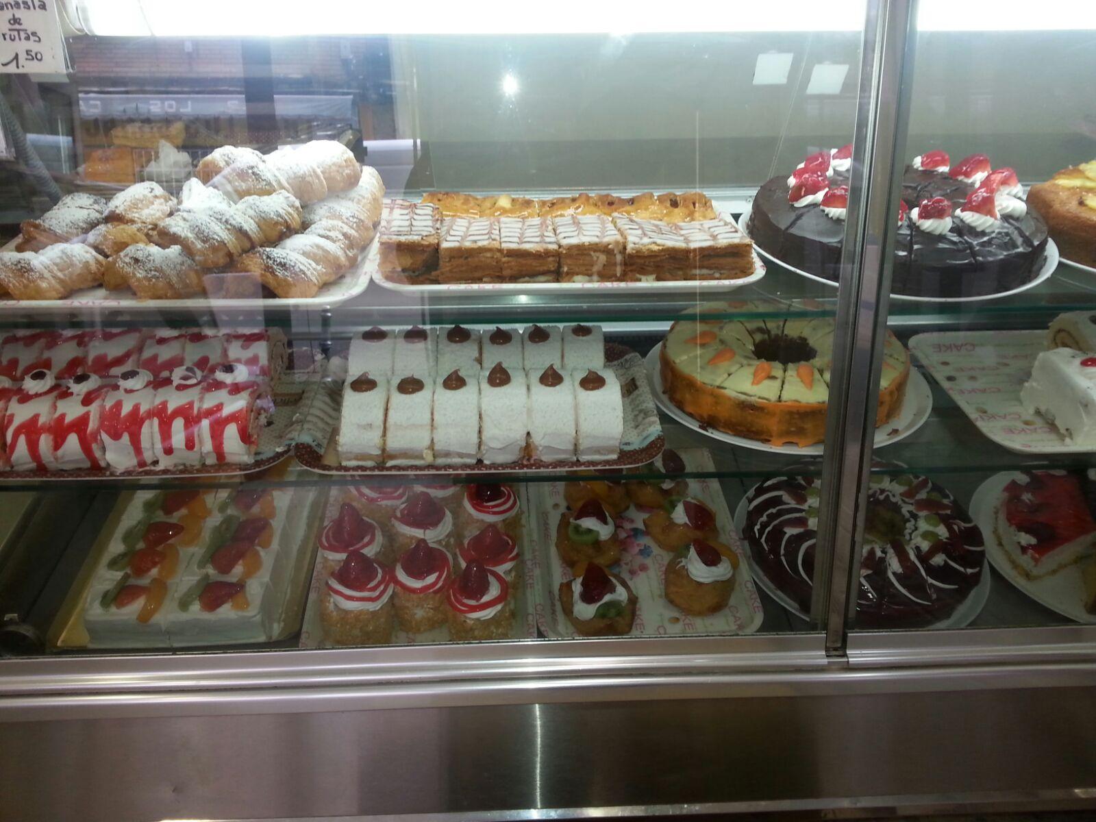 panaderia ecuatoriana en madrid
