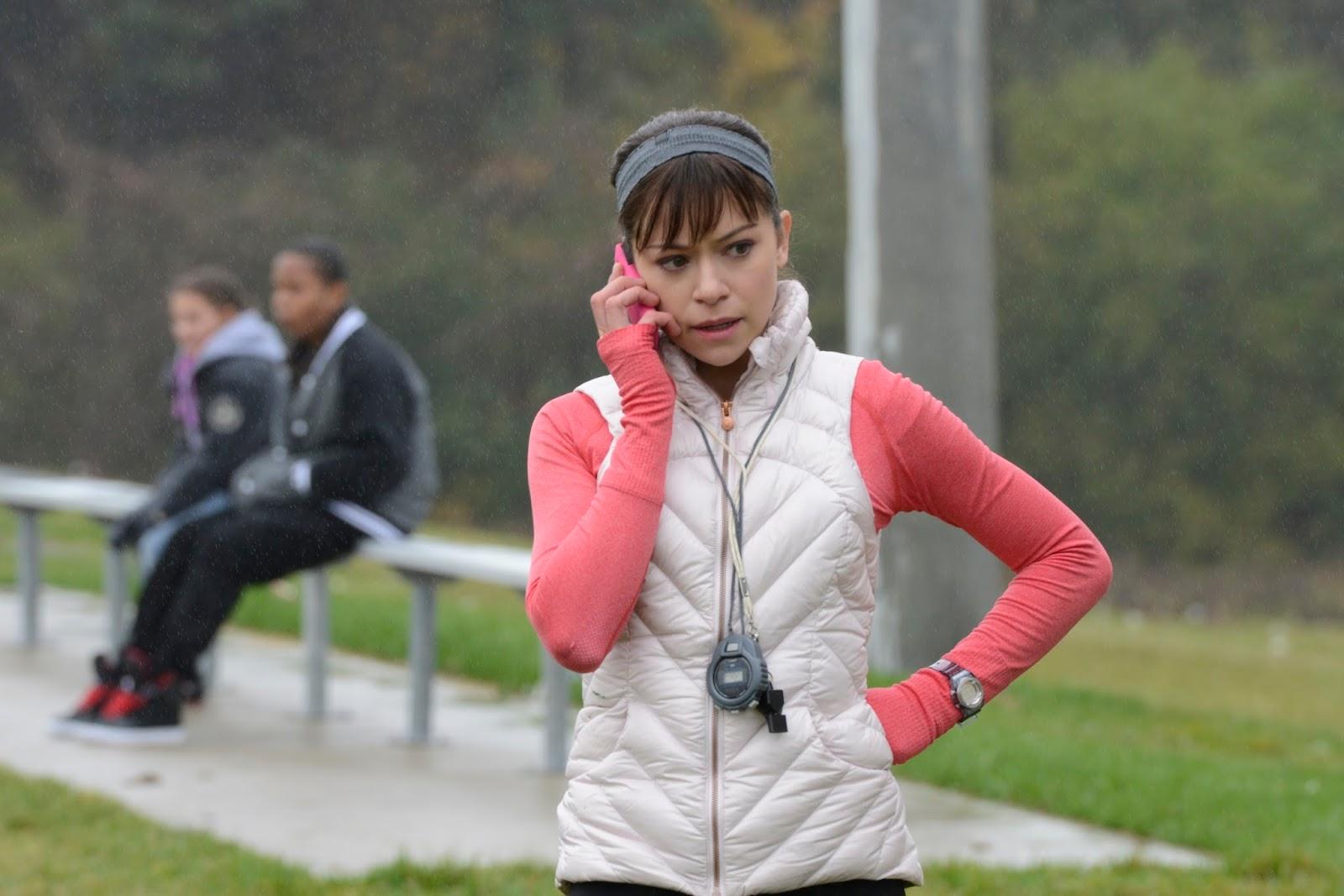 Alison Hendrix durante la primera temporada de Orphan Black