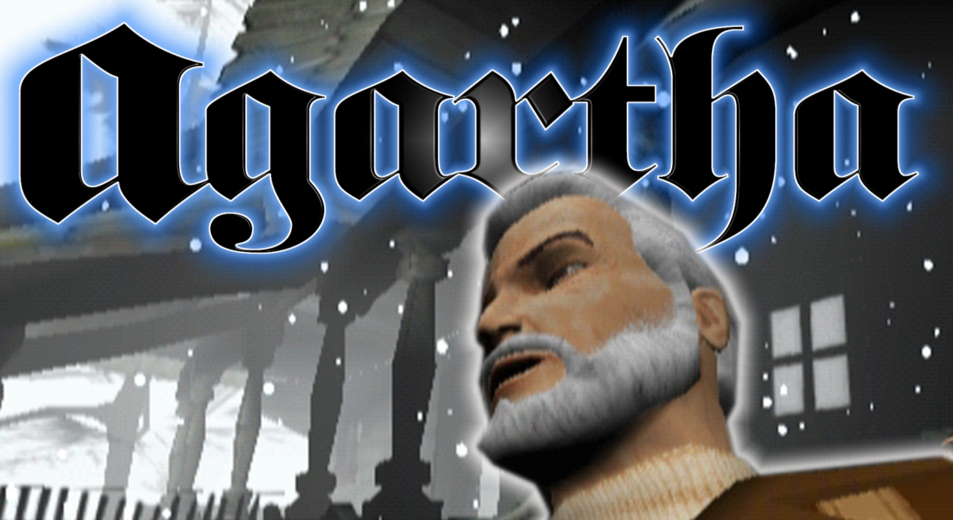 The Dreamcast Junkyard: Lost Dreamcast Game Agartha Found   And