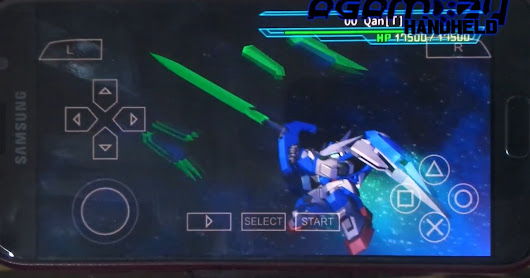 [PSP] PPSSPP SD Gundam G Generation Overworld (English Patched) on Android