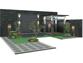 Desain Taman Surabaya - tukngtamansurabaya 59