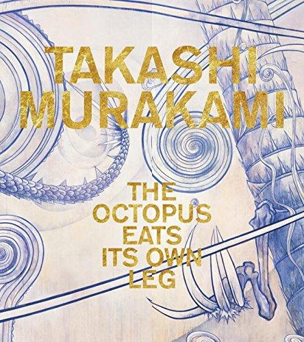 Takashi Murakami Artbook - The Octopus East Its Own Leg @ Amazon