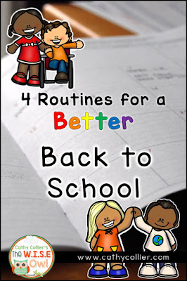 How can you start the year off on the right foot? Here are 4 Routines for a Better Back to School.