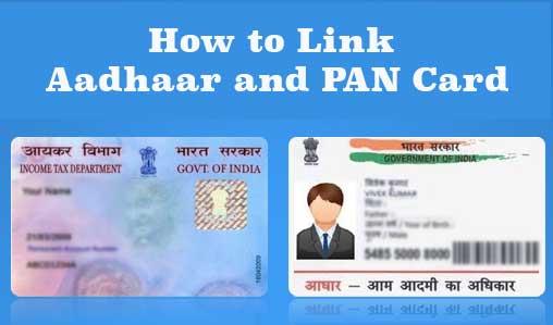 PAN Card Link Aadhaar Number