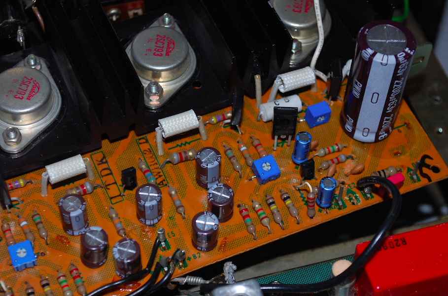 Npn To Pnp Converter Installed In The Control Panel