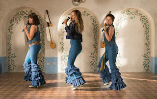Review of Mamma Mia! Here We Go Again DVD