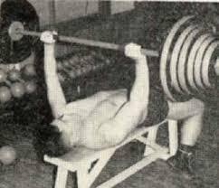 Kimura Lifting Weights