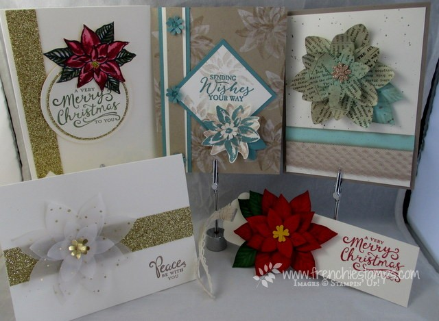 Reason for the season, Stamping class in the mail, Frenchiestamps,