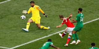 التلفزيون الألماني يفجر مفاجأة من العيار الثقيل، لاعبي منتخب روسيا تناولوا المنشطات قبل مباراة السعودية