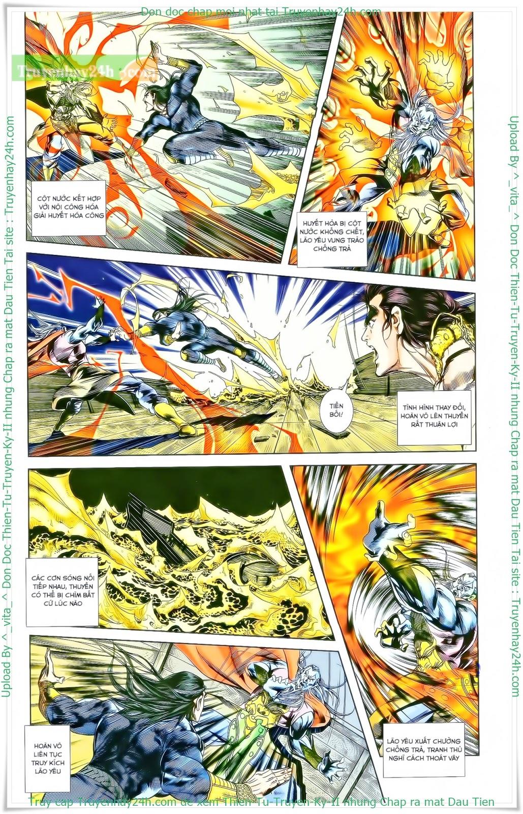 Tần Vương Doanh Chính chapter 27 trang 18