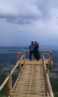 Puncak Bukit Sendaren Purbalingga Pesona Alam Jawa Tengah | Kawan Unik