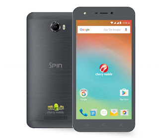 Cherry Mobile SPIN MAX stock rom
