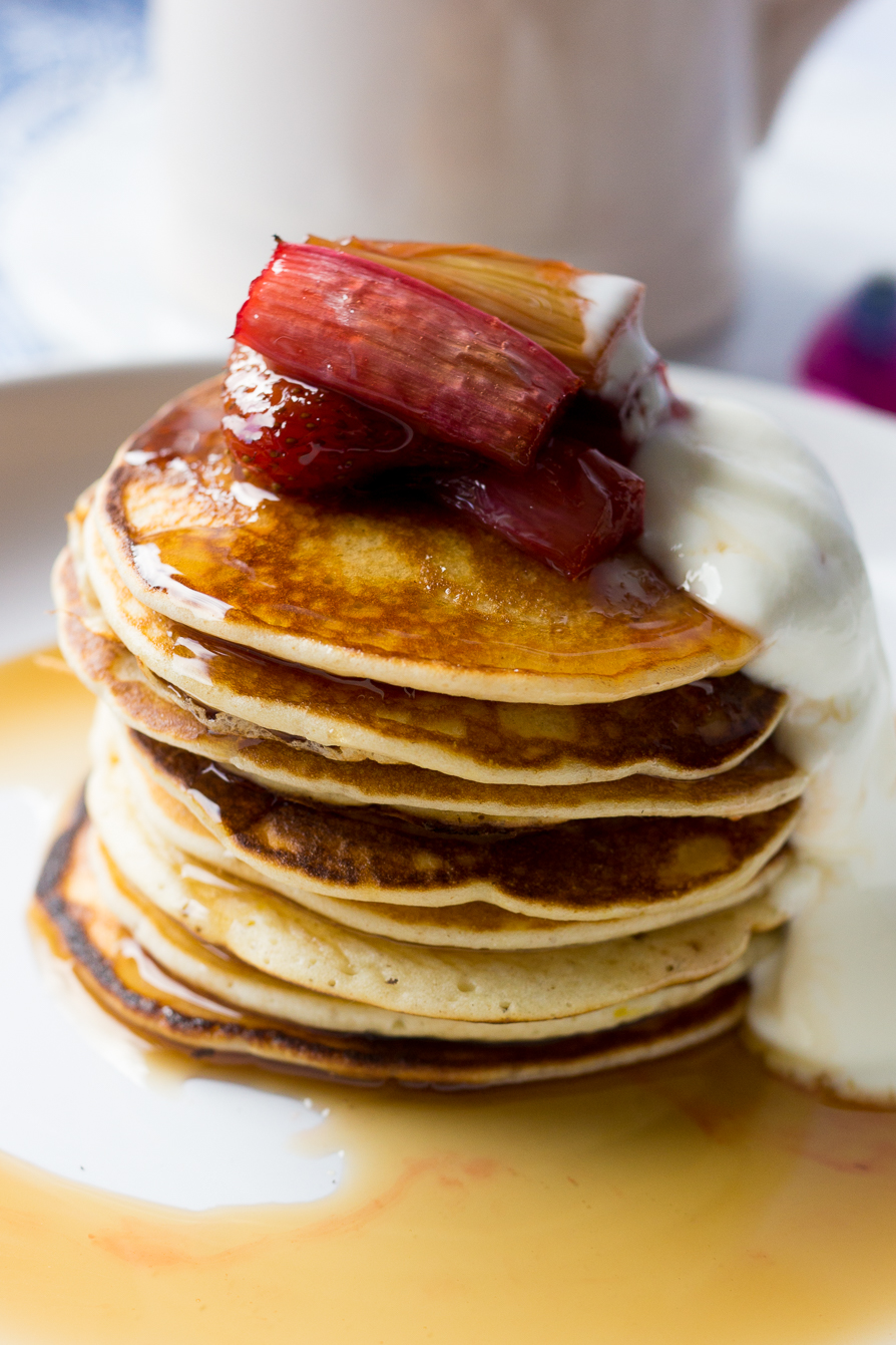barely-there-beauty-blog-food-photography-lemon-ricotta-pancakes