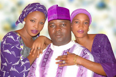 nassarawa man isyaka dahiru who married two wives on the same day has spoken saying he loves them both with equal degree and that some marital issues he