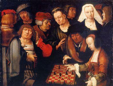 Lucas van Leyden, 1508
