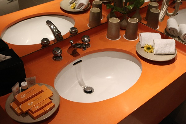 amenities bathroom grand candi hotel