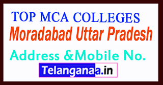 Top MCA Colleges in Moradabad Uttar Pradesh