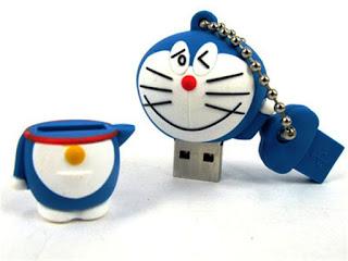 Gambar Flashdisk Doraemon Yang Unik Dan Lucu_2000126
