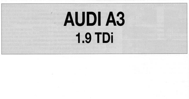 Mec U00e1nica Virtual  Manual De Taller Audi A3