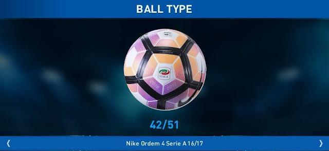 PES 2016 Nike Ordem 4 Serie A Season 2016-2017