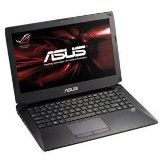 Harga Laptop Asus G46VW-W3061H Gaming