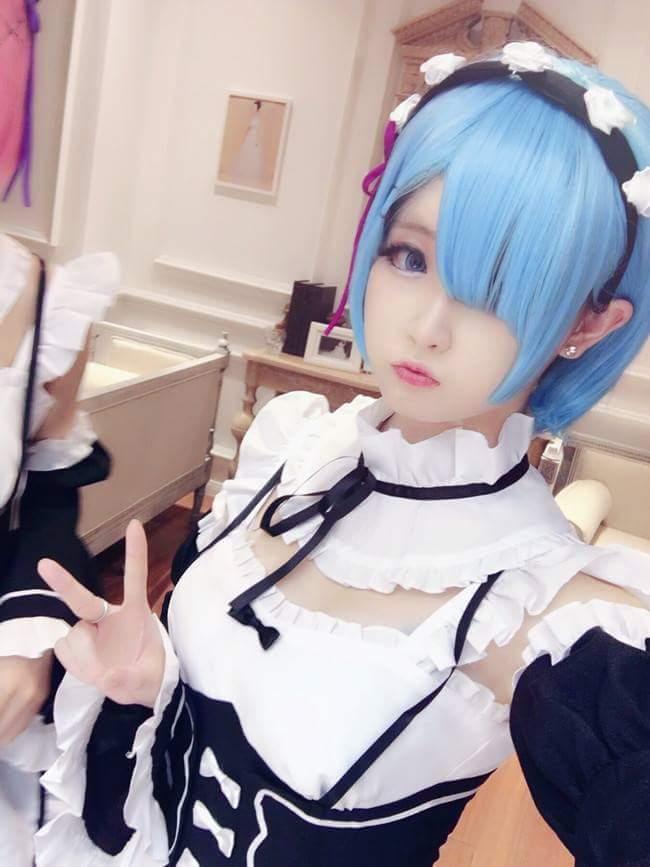 Rem Cosplay | Re:Zero kara Hajimeru Isekai Seikatsu