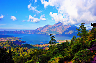 Kintamani Village Volcano View | Sunia Bali Tour
