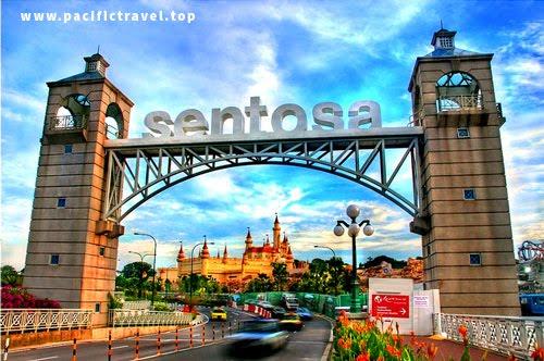 Khách nước ngoài đã có thể mua nhà tại khu Sentosa của Singapore
