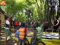 Susur Dan Survey Sungai Bedog di Kawasan Kasongan Bantul Yogyakarta