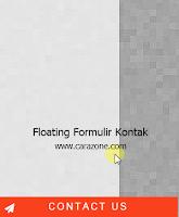Cara Menambahkan Widget Floating Contact Us  di Blogger