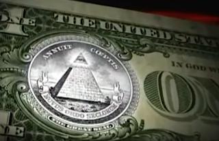 символы на долларах 1