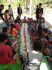 Trauma Healing di Dusun Bentek dan Pura Desa Pemenang