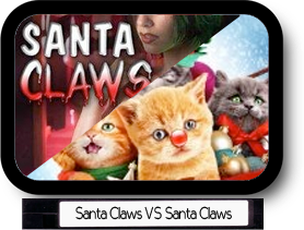 Santa Claws vs Santa Claws