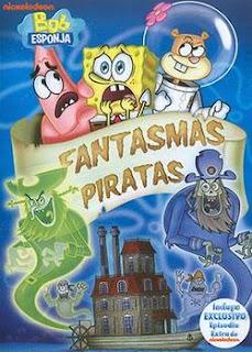 Baixar Torrent Bob Esponja: Fantasmas Piratas Download Grátis