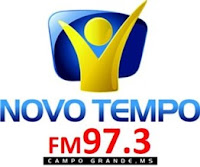 Rádio Novo Tempo FM 97,3 de Campo Grande MS