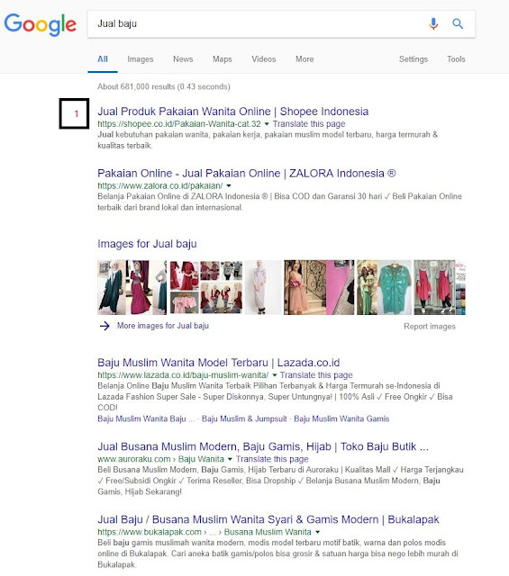 jasa SEO Google
