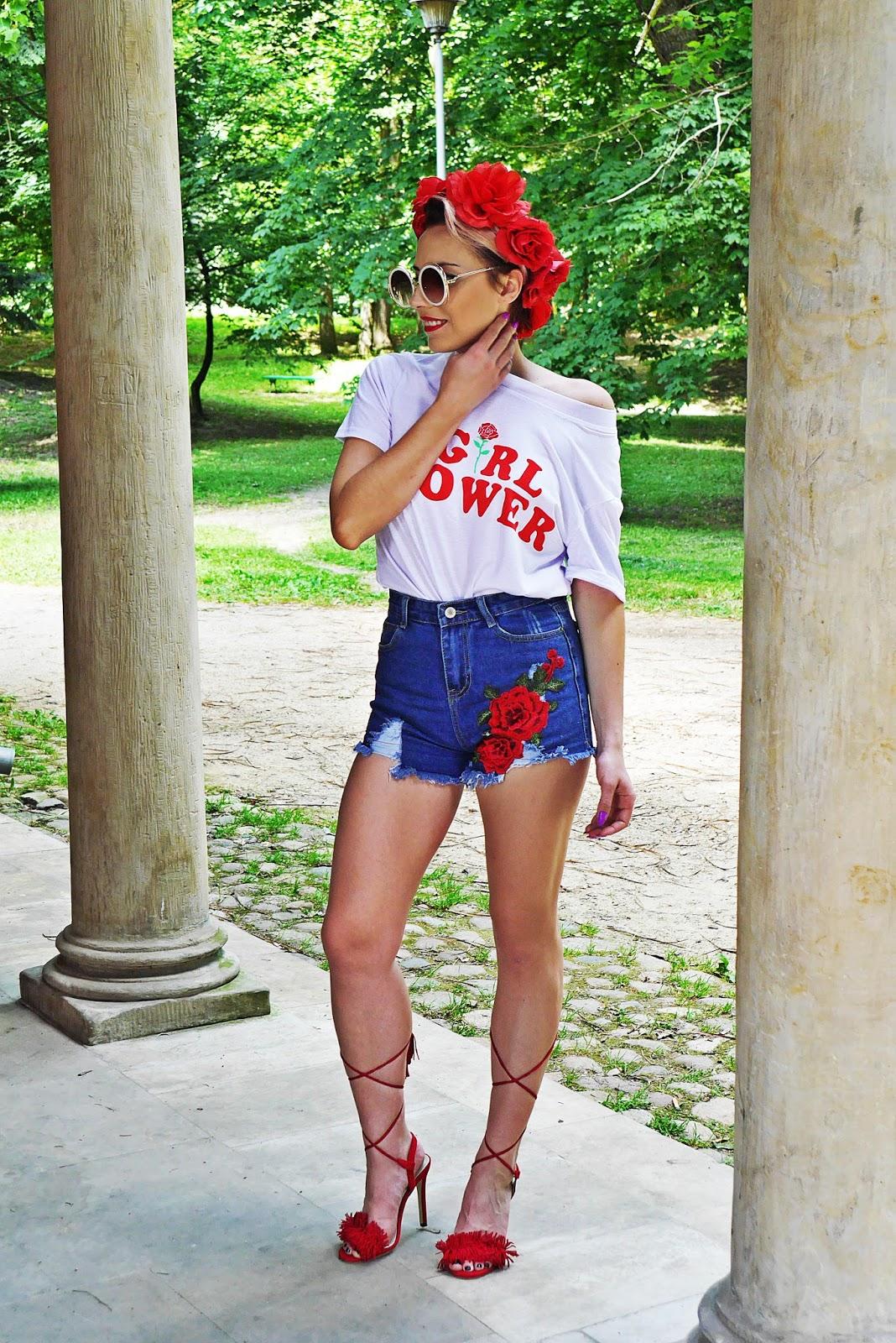 high_waist_shorts_rose_embroidery_shein_blog_modowy_karyn_130617