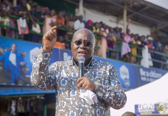 Akufo-Addo embarks on 7-day tour of 3 Northern regions