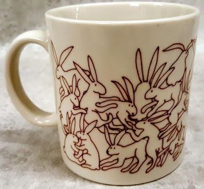 Taylor & Ng Orgy Naughty Coffee Mugs