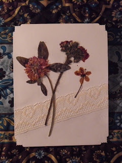 GetCreating Make Your Own Pressed Flower Card