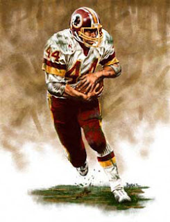 Image result for john riggins redskins images