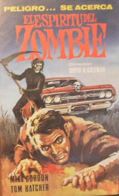 EL ESPÍRITU DEL ZOMBIE (1985)